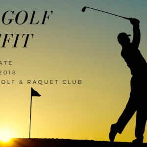 22nd Annual Golf Benefit- Save the Date!