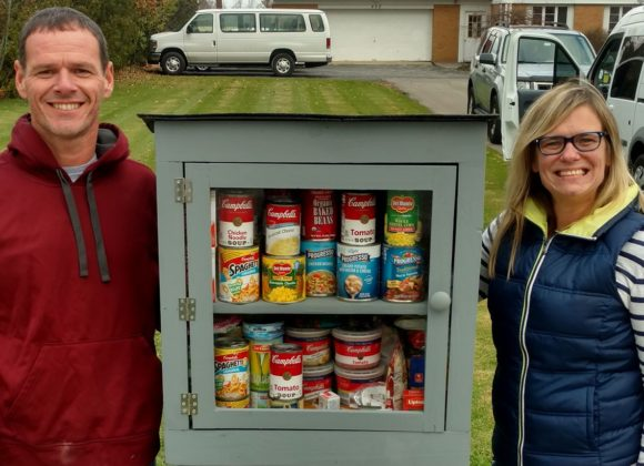 Blessing Boxes Available Soon at Free Clinic