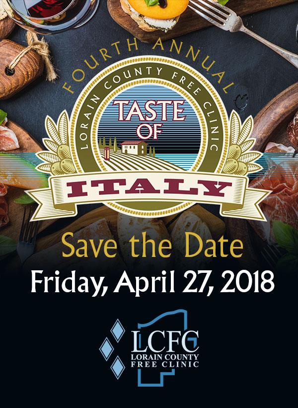 Taste of Italy April 2018