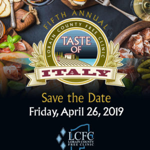 Taste of Italy 2019: Save the date!
