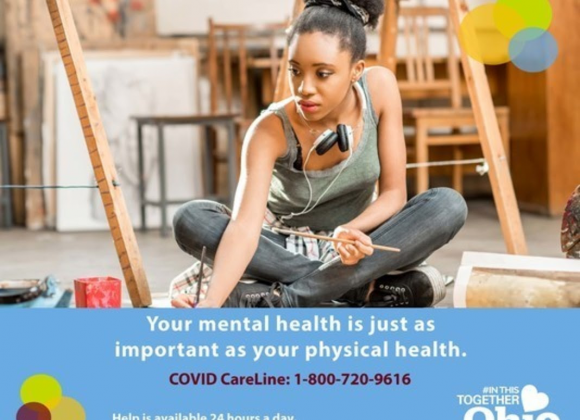 Mental Health Support for Ohioans: The COVID-19 CareLine