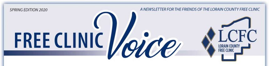 The Free Clinic Voice: Spring 2020