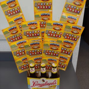 Lottery and Summer Shandy Package!