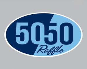 Raffle Time! 50/50 Tickets Available Now