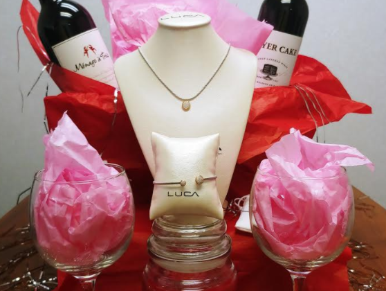 Raffle #4, The Peter & Co. Jewelers Sweetest Day Jewelry Package
